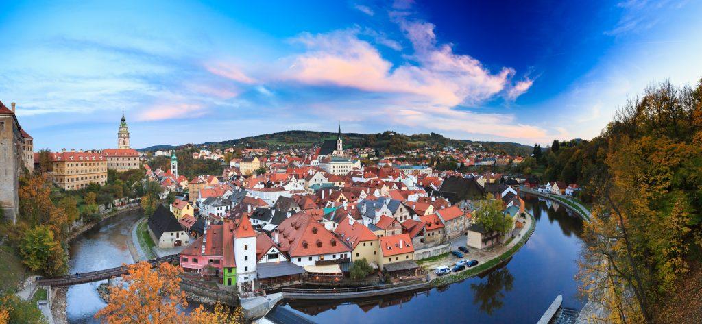 Český Krumlov egyik legkülönlegesebb vendéglátóhelye