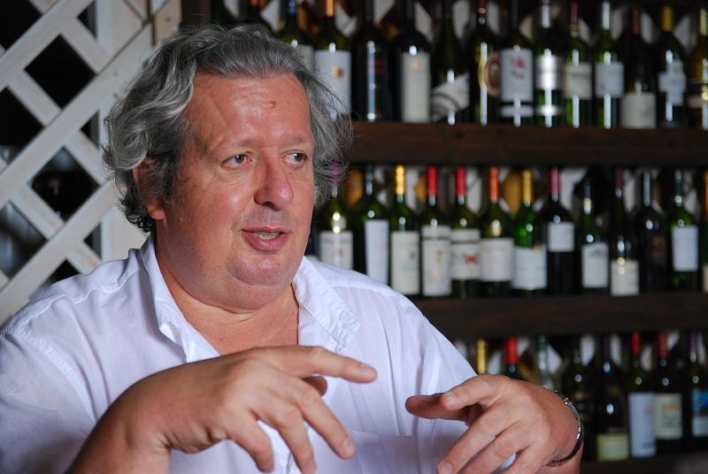 Merfelsz Gábor érdekes és sokszínű, nagytestű, s könnyen iható kézműves borokat komponál