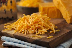 A cheddar Nagy Britannia legkedveltebb sajtja