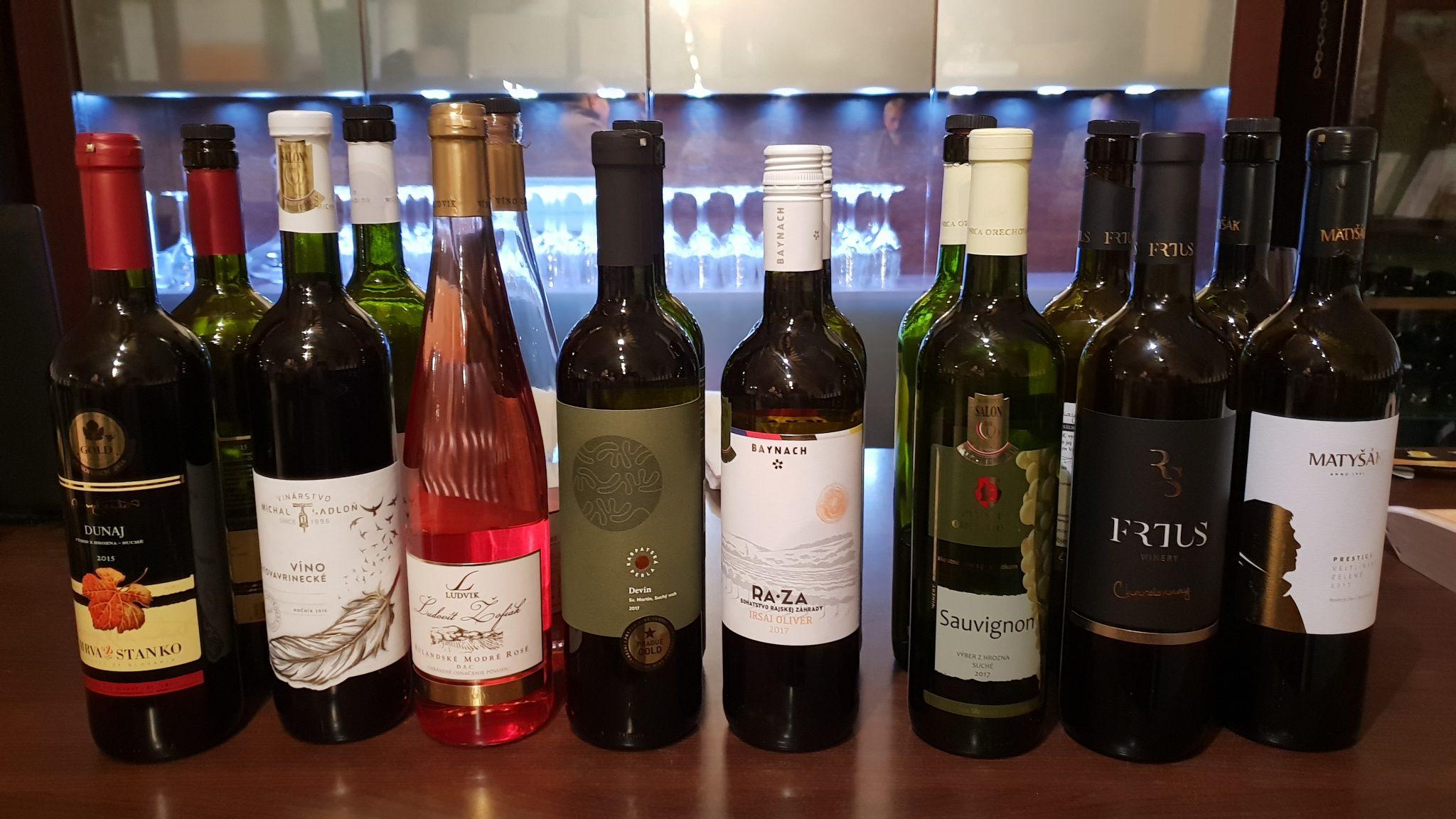 A szlovák borok nemzeti gyűjteménye