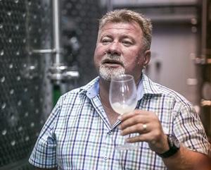 A 2018. Év Bortermelője díj nyertese: Balla Géza